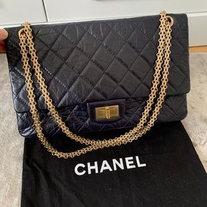 Chanel Reissue Bag with GHW